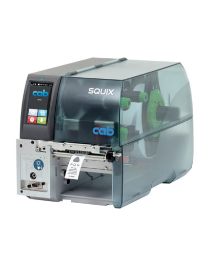 SQUIX 4 MT Der Textildrucker