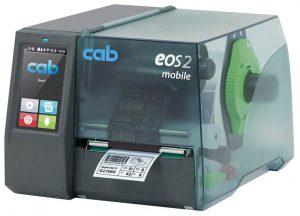 cab Etikettendrucker EOS2 mobile