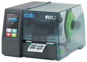cab Etikettendrucker EOS2