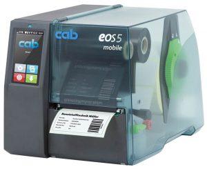cab Etikettendrucker EOS5 mobile