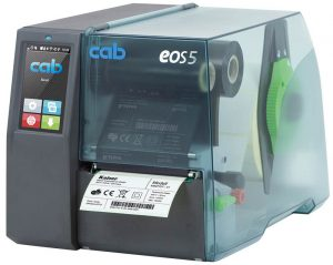 cab Etikettendrucker EOS5